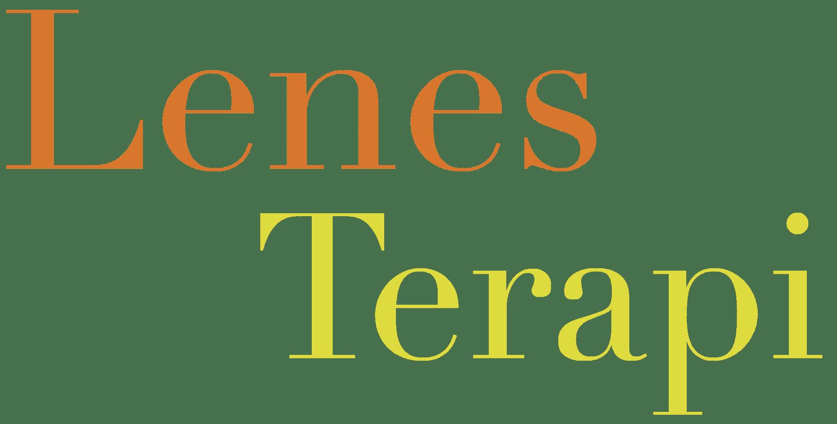 Lenes terapi