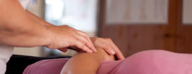 Behandling af lymfedrænage i arm